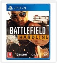 [Ricardo Eletro] Jogo Battlefield: Hardline para Playstation 4 (PS4) por R$ 100