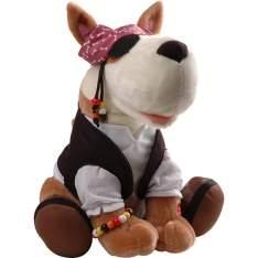 [Americanas] Cão Spock Interativo - Profissões - Pirata - Candide por R$ 154