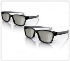 [Americanas] 2 Óculos 3D Passivos Easy 3D - PTA417 - Philips por R$ 1
