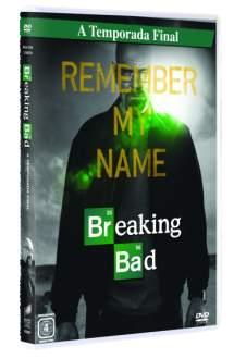 [Submarino] Dvd Breaking Bad - A Química do Mal - A Temporada Final (3 discos) R$ 25,50