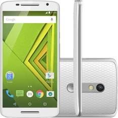 [Americanas] Smartphone Motorola Moto X Play Dual Chip 32GB 4G 21MP - R$1052