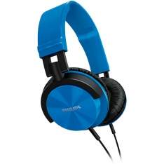 [Shoptime] Fone de Ouvido Philips SHL3000BL/00 Azul - R$39