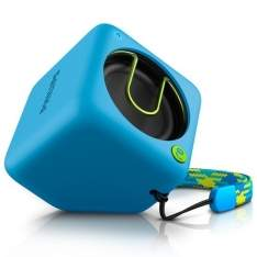 [Lojas Colombo] Caixa de Som Portátil Philips, Azul - R$80