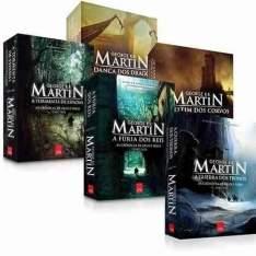 [Submarino] Coleção Guerra dos Tronos: Crônicas de Gelo e Fogo (5 volumes) - R$50