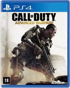 [Walmart] Jogo Call Of Duty Advanced Warfare para Playstation 4 por R$ 90