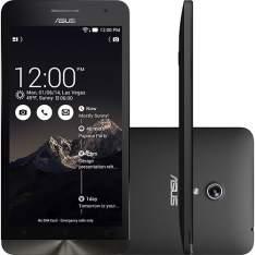 "[Americanas] Smartphone Asus ZenFone 6 Dual Chip Android 4.4 Tela 6"" 16GB 3G Wi-Fi Câmera 13MP - R$728"