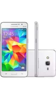 "[Submarino] Smartphone Samsung Galaxy Gran Prime Duos Dual Chip Android Tela 5"" Memória Interna 8GB 3G Câmera 8MP, Branco - R$521"