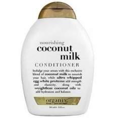 [Lojas Rede] Condicionador Organix Nourish Coconut Milk 385ml - R$50