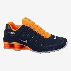 [NIKE] Tênis Masculino Nike Shox NZ EU - R$288
