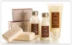[Natura] Conjunto Miniaturas Ekos Cacau - Shampoo + Condicionador + Sabonete + Hidratante Corporal por R$ 13
