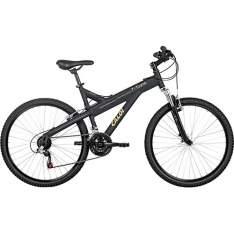 [SHOPTIME] Bicicleta Aro 26 T-Type Tam.18 - Modelo 2010 - Caloi R$698,33