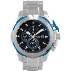 [SOUBARATO] Relógio Masculino Orient Cronógrafo Prata MBSSC104 P1SX - R$ 270