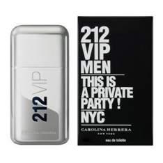 [Extra] Perfume 212 Vip Men Eau de Toilette Masculino 50ml - R$232
