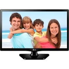 """[Americanas]  TV Monitor LED 23,6"""" LG 24MT47D-PS HD Conexão HDMI USB com entrada para PC  - R$ 649,00"""