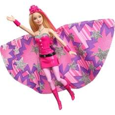 [Americanas] Boneca Barbie Filme Barbie Super Princesa - Mattel - R$76