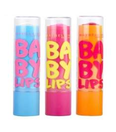 [Ponto Frio] Protetor Labial Baby Lips Maybelline - R$10