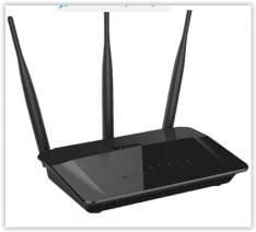 [Submarino] Roteador e Repetidor D-link Dir-809 Ac 750mbps Dualband Com 3 Antenas Externas 5dbi  por R$ 139