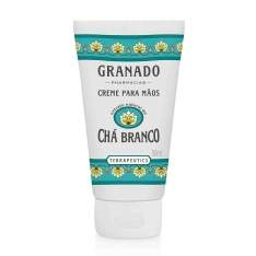[The Beauty Box] Creme para mãos Terrapeutics Granado de Chá Branco, 50ml - R$7
