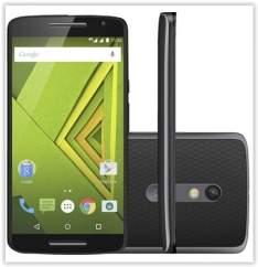 """[Submarino] Smartphone Motorola Moto X Play Dual Chip Desbloqueado Android 5.1 Tela 5.5"""" 16GB 4G Câmera 21MP e Processador Octa-core- Preto por R$ 989"""