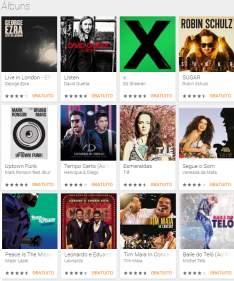 [Google Play] Várias músicas GRÁTIS na Google Play