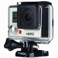 [Casas Bahia] Câmera GoPro HERO3 White Edition com case a prova d'água - R$713
