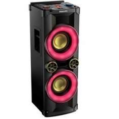 [CDiscount] Mini System Philips Nitro NX4 - 900 W, Bluetooth, USB, NFC, Auxiliar - R$1229