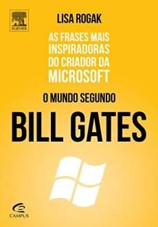 [Amazon.com.br] Livro - O Mundo Segundo Bill Gates (Português) por R$ 7
