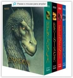 [Submarino] Livro - Box Eragon  por R$ 60