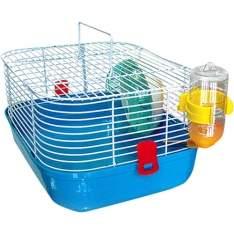 [SUBMARINO] Gaiola Hamster Pop Star Completa - American Pets por R$ 18,00