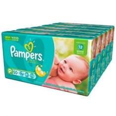 [Kangoolu] Fralda Pampers Total Confort P/M/G/XG/XXG por 142
