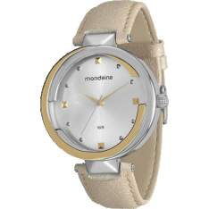 [SOU BARATO] Relógio Feminino Mondaine Analógico 76405LPMVBH1 - R$ 50,00