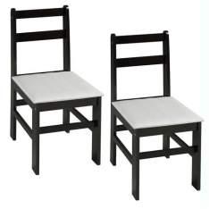 [Bug Casas Bahia] Kit com 2 Cadeiras Fritz Mille por R$ 19