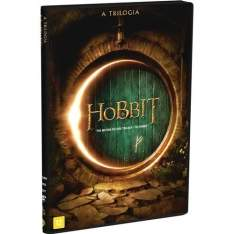 [Extra] DVD - O Hobbit: a Trilogia - 3 Discos por R$ 20