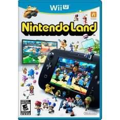 [Submarino]  Game Nintendo Land - Wii U - R$45