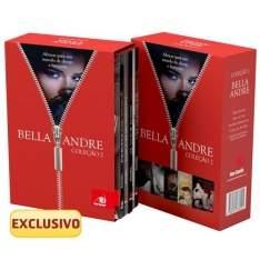 [Extra] Livro – Box Bella Andre com 5 volumes – Coleção 2 - R$18
