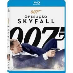 (SUBMARINO) Blu-Ray - 007: Operação Skyfall