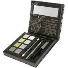 [SOU BARATO] Estojo de Maquiagem para Olhos Vanity Fair Green - Markwins - R$18