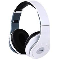 [SOU BARATO] Headfone Bright Bootz Branco - R$30