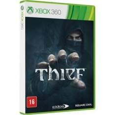 [Walmart] Jogo Thief - Xbox 360 por R$ 53
