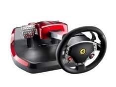 [Saraiva] Volante Ferrari Wireless Gt Cockpit 430 - Edição Scuderia - Pc, PS3 - R$950