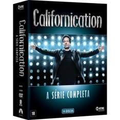 [Submarino] DVD - Coleção - Californication - A Série Completa (14 Discos) - R$50