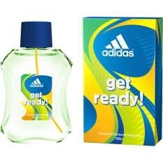 [Americanas] Perfume Get Ready! Colônia Desodorante Adidas Masculino 100ml por R$ 10