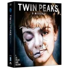 [Submarino] Blu-ray - Twin Peaks - Coleção Completa - R$200