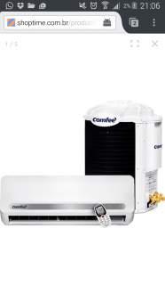 [Shoptime] Ar Condicionado Split Comfee H 7.500 btu por 799
