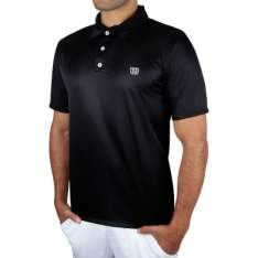 [Pró Spin] Camisa Polo Wilson Energy 2 Preta R$ 47