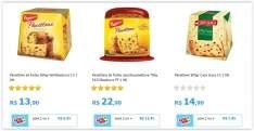 [Kalunga]  Panettone de frutas 500gr 664 Bauducco CX 1 UN por R$ 7