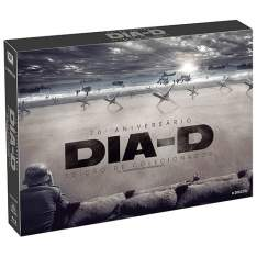 [AMERICANAS]  Box Blu-Ray - Dia D - Edição de Colecionador (6 Discos) - R$ 79,90