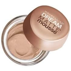 [Ikesaki] Base Maybelline Dream Matte Mousse Honey Bege Médio - R$41