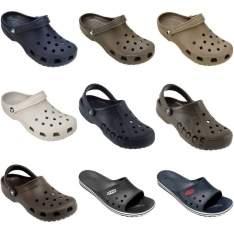 [Netshoes] 2 Sandálias ou Chinelos Crocs por R$ 100