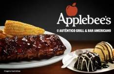 [Peixe Urbano/São Paulo] Applebee's: ganhe R$ 160 em crédito e pague apenas R$ 68